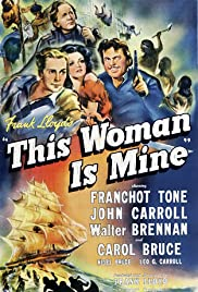 This Woman Is Mine Poster