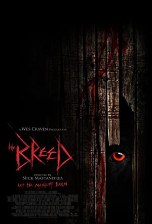 poster The Breed - La razza del male