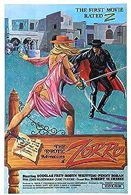 The Erotic Adventures of Zorro (1973) Poster - Movie Forum, Cast, Reviews
