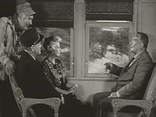 Bea Benaderet, Smiley Burnette, Rufe Davis, and Roy Roberts in Petticoat Junction (1963)