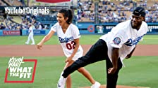The Dodgers Train Kourtney Kardashian