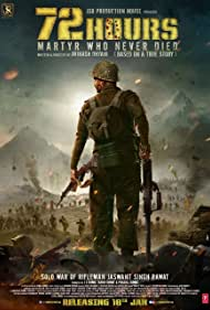 Avinash Dhyani in 72 Hours: Martyr Who Never Died (2019)