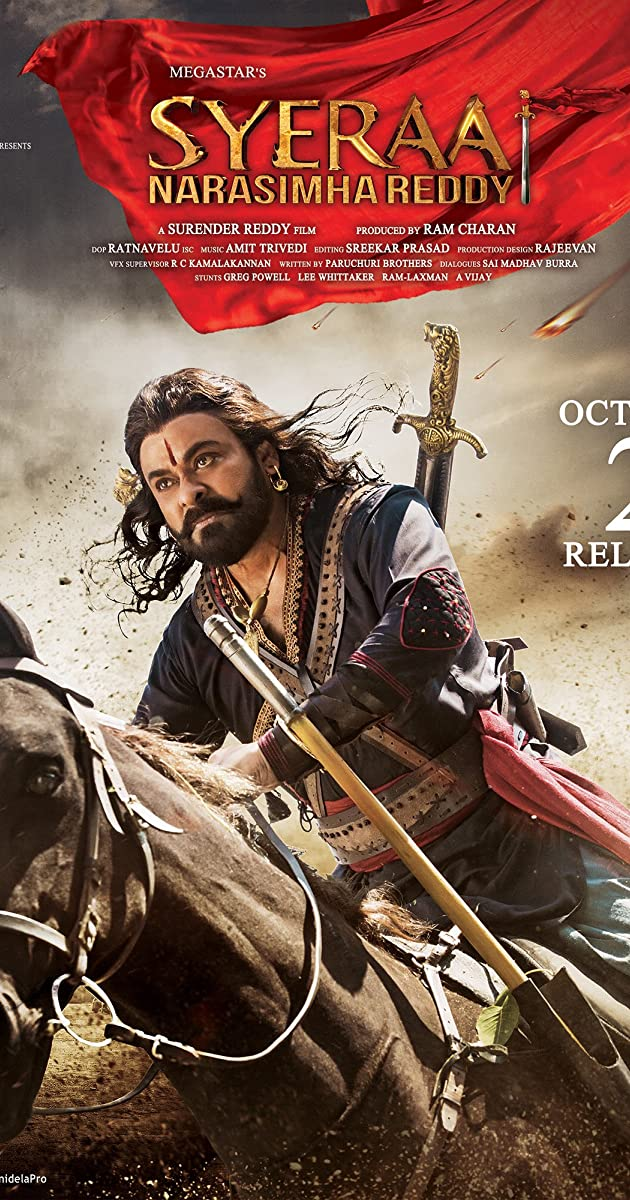 Sye Raa Narasimha Reddy Torrent Download