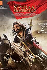 Sye Raa Narasimha Reddy (2019) HDRip Kannada Movie Watch Online Free