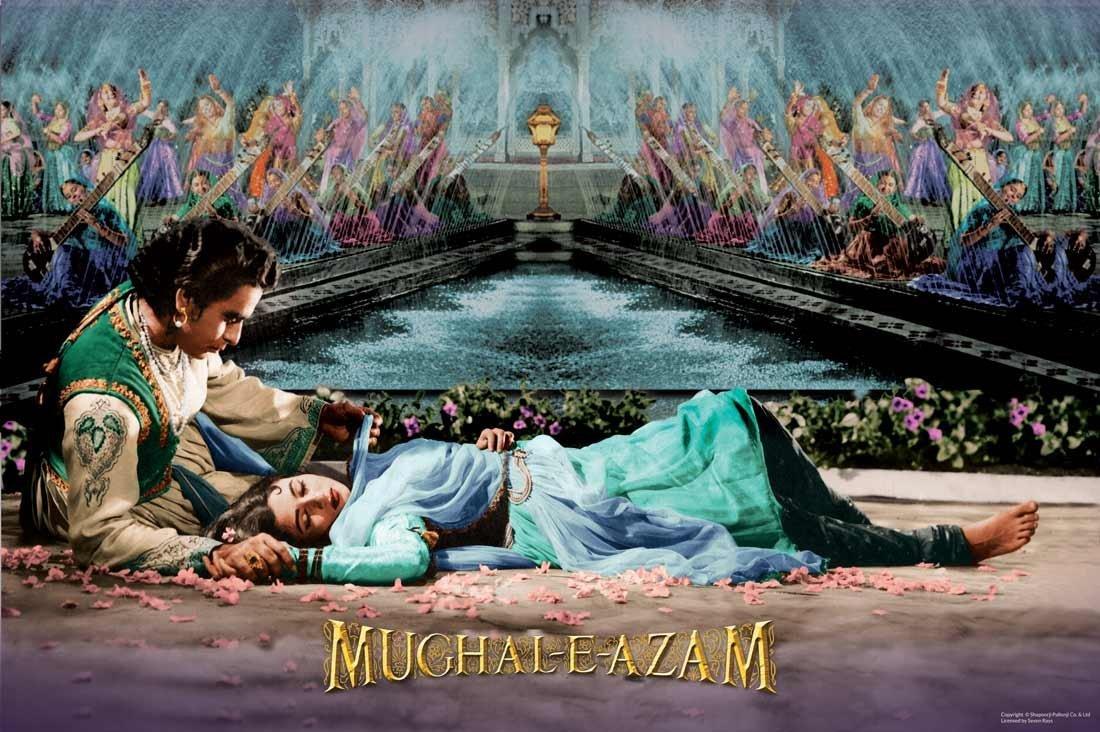 Image result for mughal-e-azam