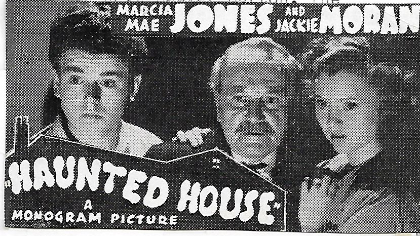George Cleveland, Marcia Mae Jones, and Jackie Moran in Haunted House (1940)