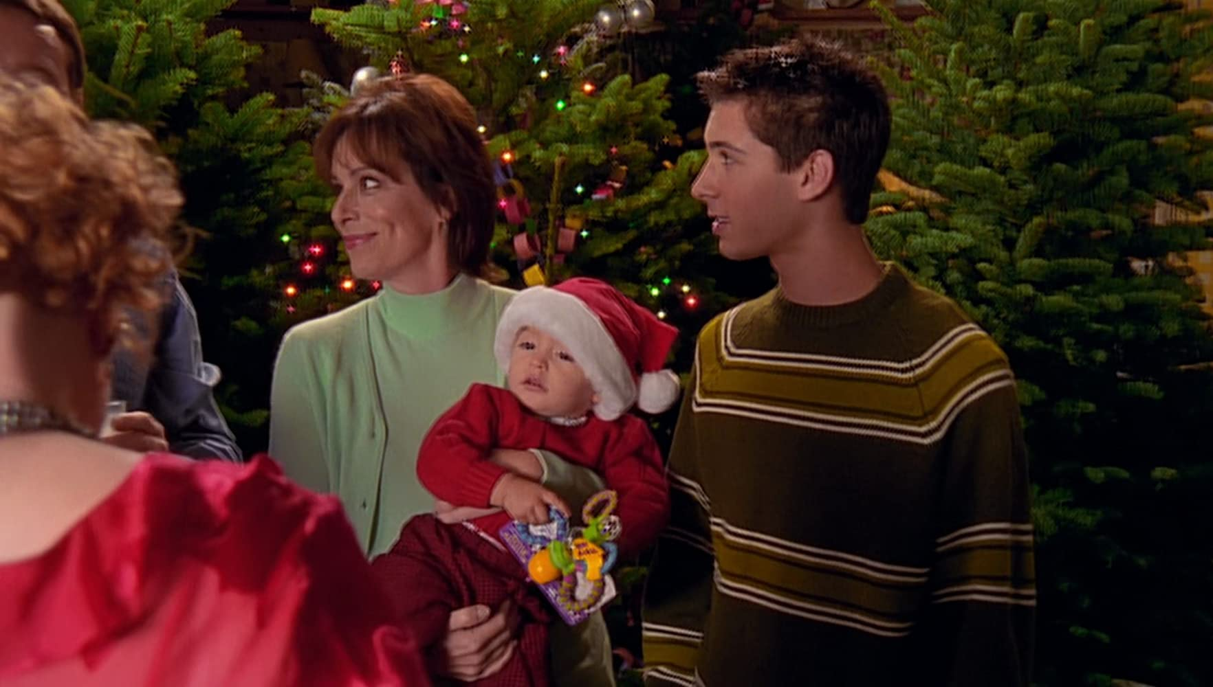 Malcolm In The Middle Christmas.Christmas Trees 2003