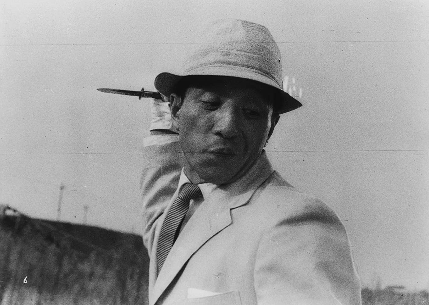 Kunie Tanaka in Otoshiana (1962)