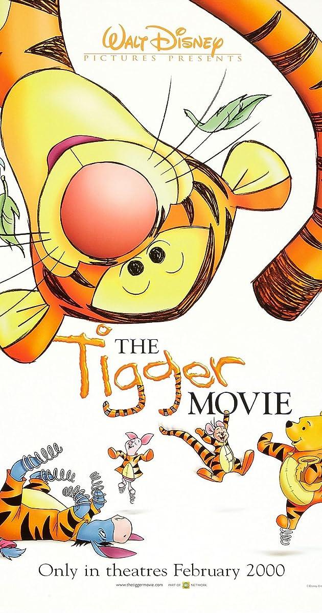 Subtitle of The Tigger Movie