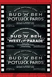 Potluck Pards Poster