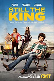 Joey Lauren Adams, Billy Ray Cyrus, and Madison Iseman in Still the King (2016)