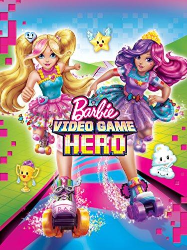 Barbė: Video žaidimų herojė