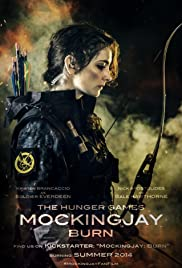 Mockingjay: Burn Poster