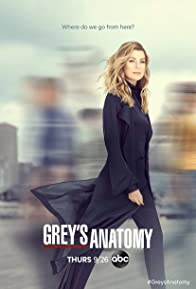 Primary photo for Grey's Anatomy