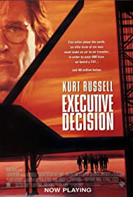 Kurt Russell in Executive Decision (1996)