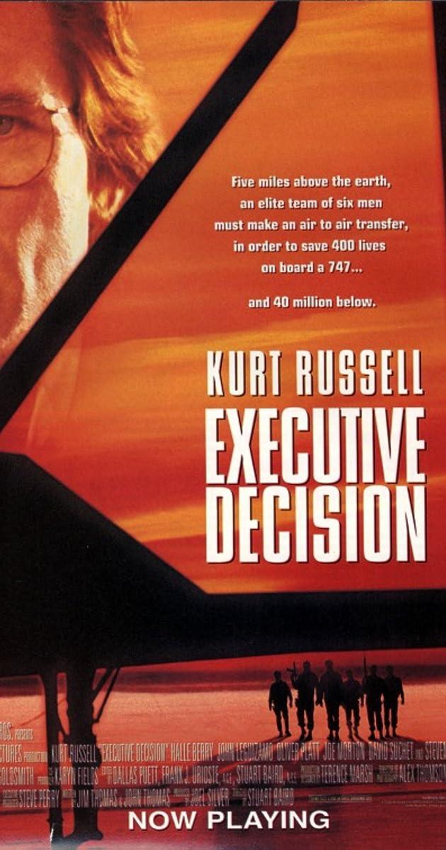 Subtitle of Executive Decision