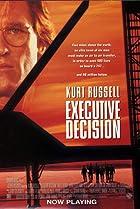 Executive Decision (1996) Poster