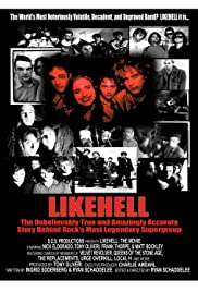 Likehell: The Movie Poster