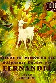 La chèvre de Monsieur Seguin Poster