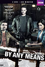 By Any Means Poster - TV Show Forum, Cast, Reviews