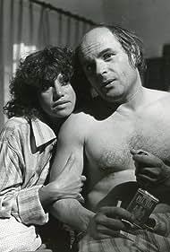 Evelyne Dress and Jean-François Stévenin in La couleur de l'abîme (1983)