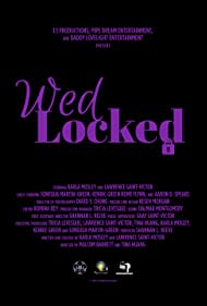 Karla Mosley and Lawrence Saint-Victor in Wed-Locked (2018)