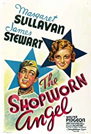 The Shopworn Angel Poster