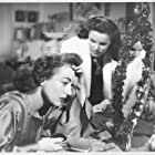 Joan Crawford and Geraldine Brooks in Possessed (1947)