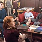 Cole Sprouse, Lili Reinhart, Camila Mendes, Madelaine Petsch, and Casey Cott in Riverdale (2017)
