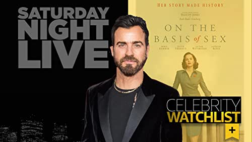Justin Theroux Reveals His Watchlist