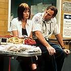 Patricia Arquette and Nicolas Cage in Bringing Out the Dead (1999)