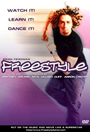 Freestyle (with Brian Friedman) Poster