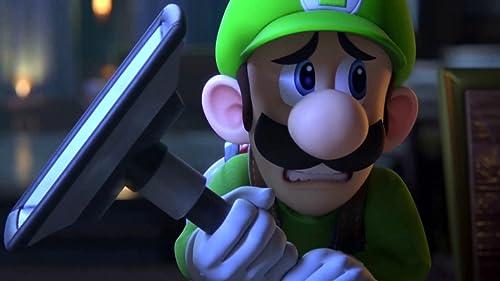 Luigi's Mansion 3: Hotel Getaway Trailer