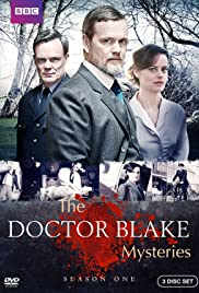 The Doctor Blake Mysteries Poster - TV Show Forum, Cast, Reviews