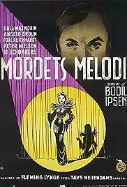 Mordets melodi Poster