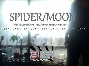 Spider/moon