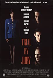 Trial by Jury (1994) Poster - Movie Forum, Cast, Reviews