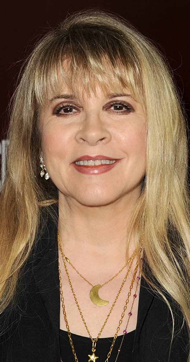 video Stevie back nicks breasts stand