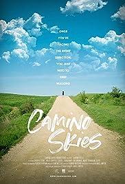 Camino Skies Poster