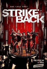 Jamie Bamber, Daniel MacPherson, Warren Brown, Alin Sumarwata, and Varada Sethu in Strike Back (2010)
