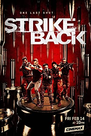 View Strike Back - Season 3 TV Series poster on 123movies