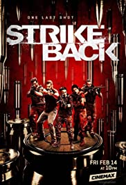 Strike Back Saison 8 VF