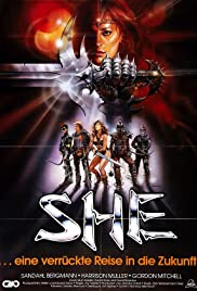 Download She (1984) Movie