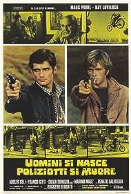 Uomini si nasce poliziotti si muore (1976) Poster - Movie Forum, Cast, Reviews