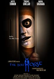 The Blue Horse Poster