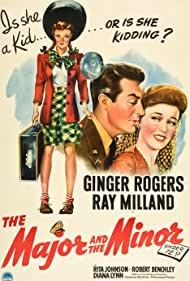The Major and the Minor (1942) Poster - Movie Forum, Cast, Reviews