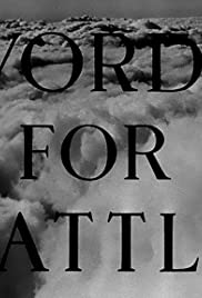 Words for Battle Poster