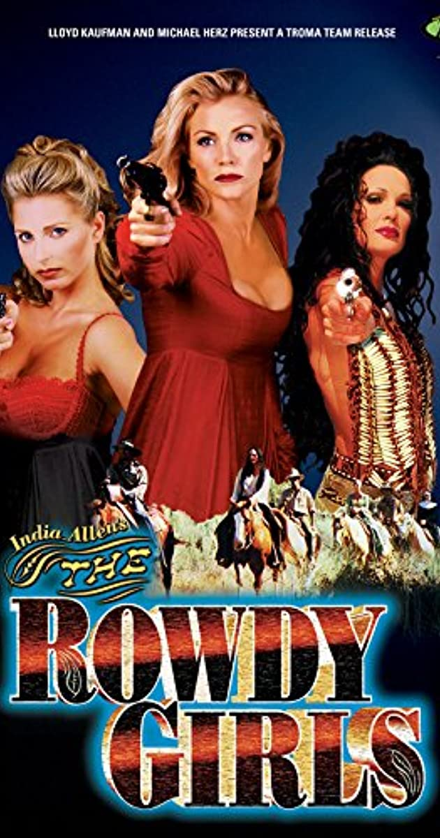 The Rowdy Girls 2000