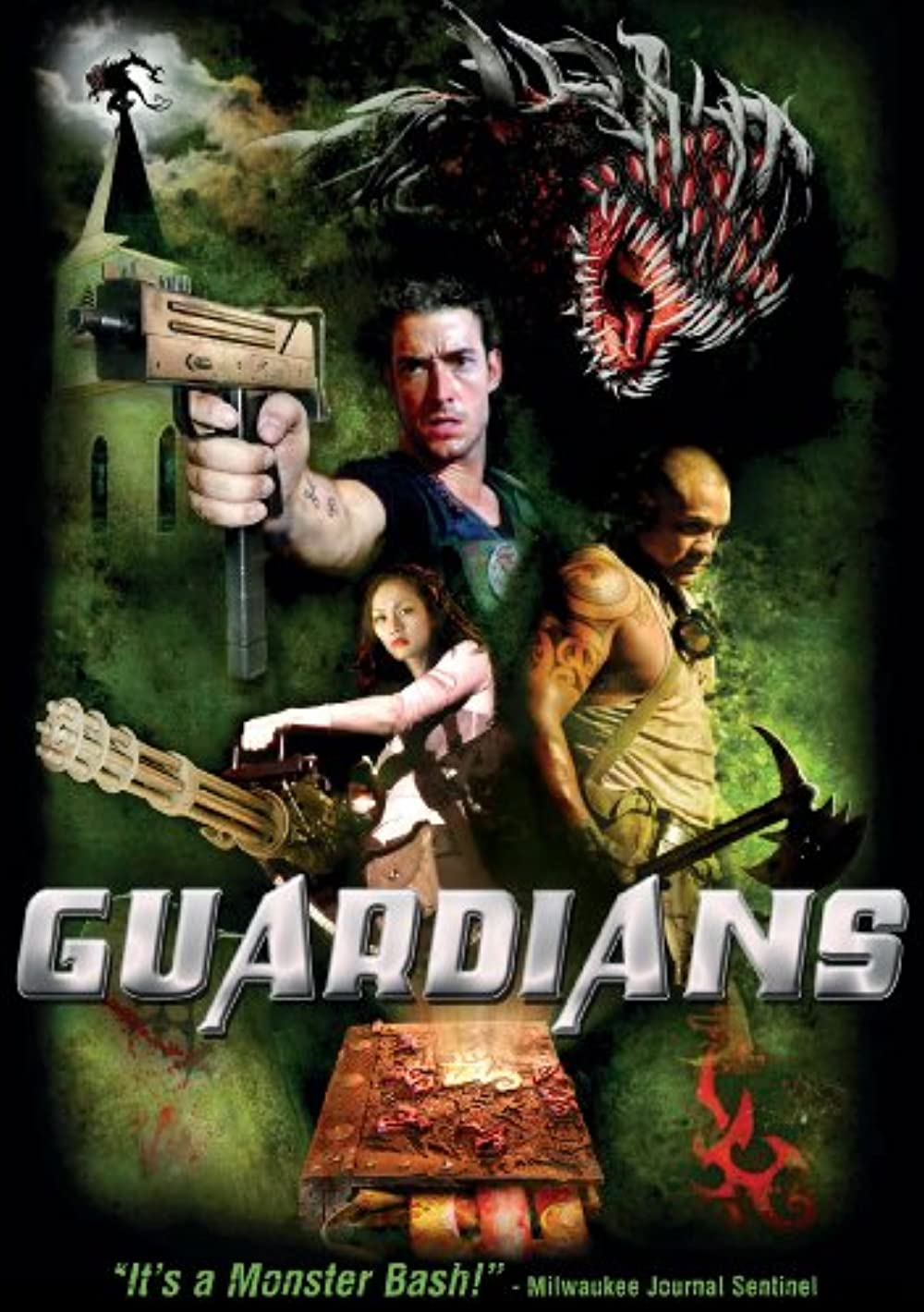 Guardians 2021 Bengali Dubbed Movie 720p HDRip 700MB x264 AAC