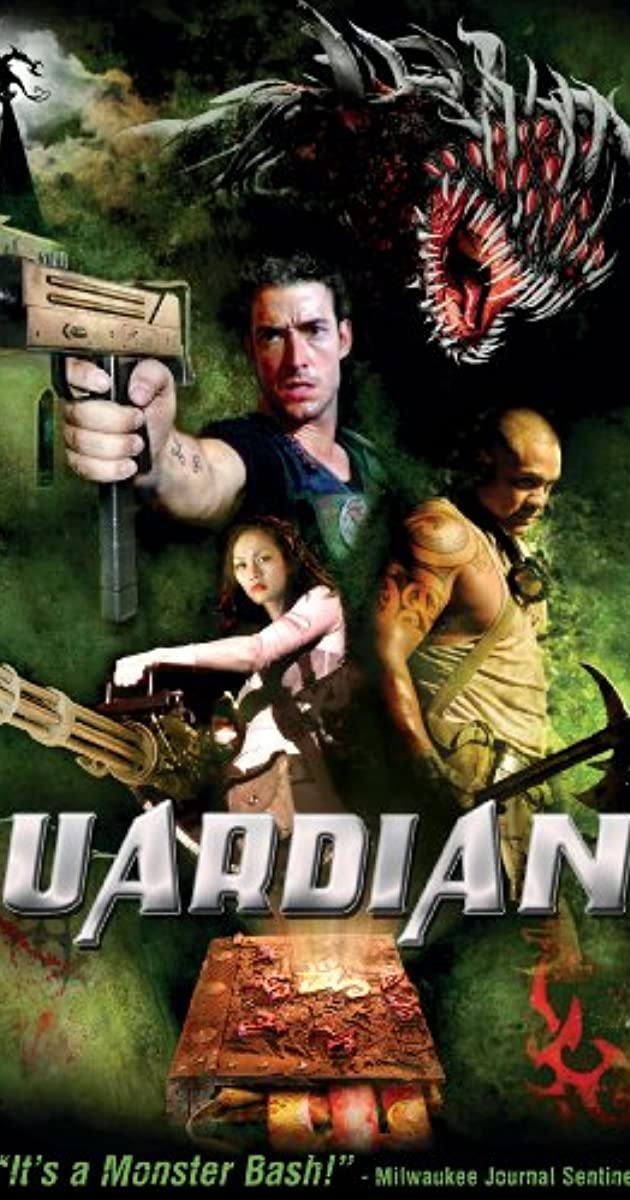 Guardians 2009 ORG Hindi Dubbed 720p HDRip 800MB Download
